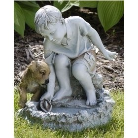 boy-with-dog-solar-powered-bird-bath-garden-statue