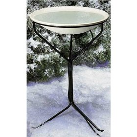 API 970 20 inch heated bird bath